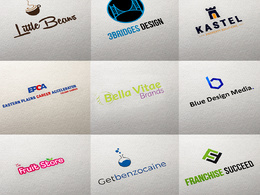Design an Awesome Logo with Unlimited revisions & Concepts