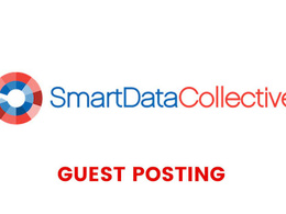 Publish a guest post on Smart Data Collective