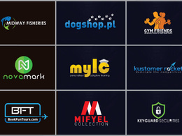 Design High quality logo with unlimited concepts and revisions