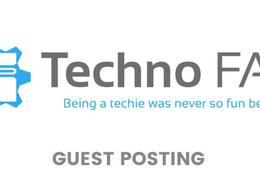 Publish a guest post on TechnoFAQ