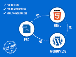 Html to wordpress convert with fully dynamic html to wordpress