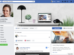 Set up a Facebook Page for your business (with 2 FREE posts)