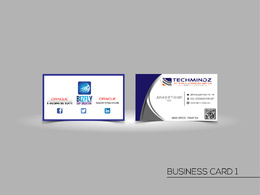 Design premium quality professional business card.