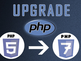 Upgrade your website from PHP 5.X to PHP 7.X