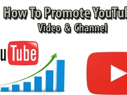 We will promote your YouTube video to gain engagement