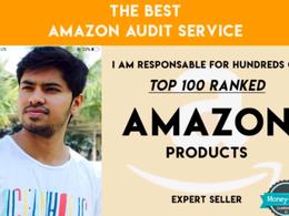 Audit your Amazon seller account | Amazon Consultant