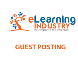 Publish a guest post on eLearning Industry