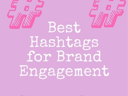 Research 20 hashtags to increase Social Media Engagement