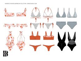 CAD your swimwear collection