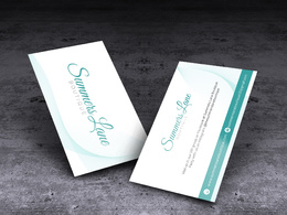 Design an amazing business cards within 24 hours