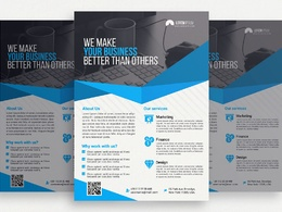Design Professional Brochure