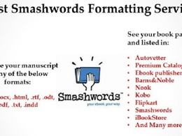 Format Your Ebook For Smashwords To Pass Autovetter