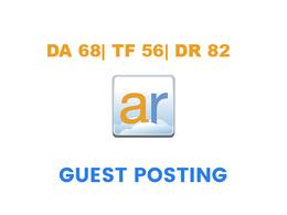 Guest Post On activerain - activerain.com Dofollow link DA68