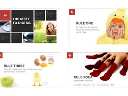 Create a 10-slide modern & professional PowerPoint Presentation