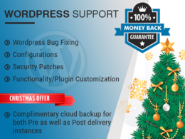 Support for WordPress related tasks