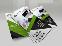 I will do Professionally  brochure design/flyer leaflet brochure
