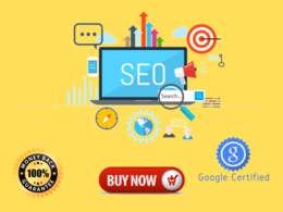 Complete SEO of website for top rank on Google