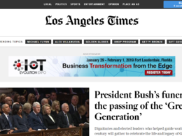 Guest Post On Los Angeles Times Latimes - Latimes.com DA93 ,PA89