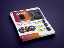 Design a Flyer/Brochure/Leaflet