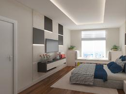 Create realistic interior 3D rendering of room