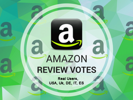 Able to provide 100 Amazon Helpful Up Votes