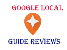 Publish 12 UK Local Guide reviews on your google maps