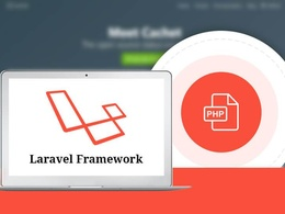 Create a website in laravel