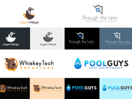Design A Professional Vector Logo For Your Company