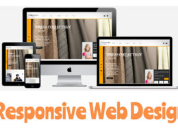 Make Web Pages Responsive (5 pages)