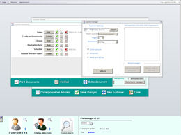 Develop a bespoke Access app with VBA.