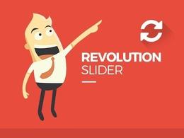 Create & Fix Revolution Slider, Layer Slider, website slider