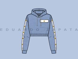 Create fashion technical drawings