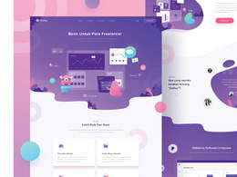 Design A Creative And High Converting Website, Landing Page