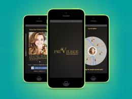 Develop a Mobile App Design