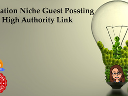 Guest Post For Education Website (Niche) Dofollow Link