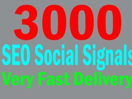 Provide 3000 Mixer Social Signals