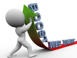 Promote unlimited organic Web Traffic with guarantee