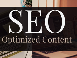 Be Web Content Writer, SEO-Optimised Well Researched, 800 Words