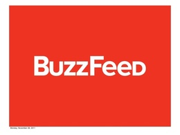 Write and Publish a Post on BuzzFeed.com - DA94, TF56