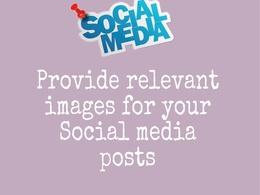 Provide 10 relevant images for Social Media