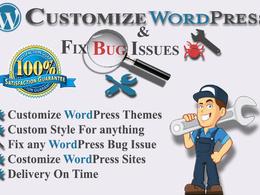 Solve single wordpress/woocommerce issue