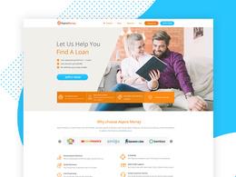 Create Premium, Custom Designed UI/UX PSD Web design Layout