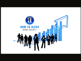 Improve your Alexa Ranking below USA 21k and Global 499k