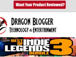 Permanent Dofollow guest post on DragonBlogger.com DA45