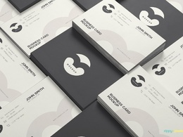 Design AMAZING business cards for you + FREE VECTOR FILE
