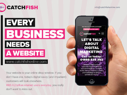 Catchfish Online's header