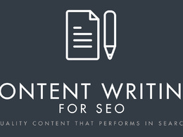 Write 500 word high quality SEO friendly blog article / content
