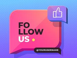 Create 20 Designed Posts  for Social Media