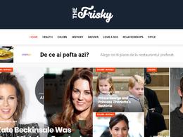 Guest post on Thefrisky.com - Thefrisky news website – DA75