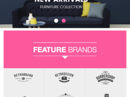 Create a mobile ready responsive layout of your existing website